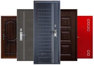 заказать металлические двери в г пущино московской области