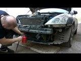 Промывка радиаторов на Nissan Teana - 2 MIKK'a name