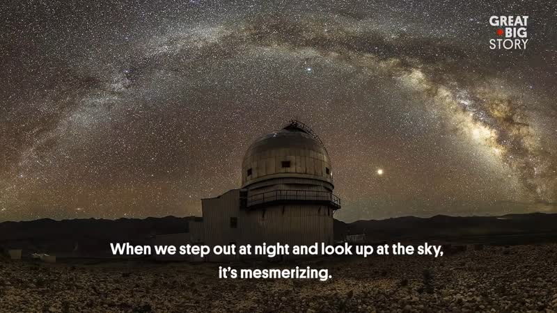 The Best Stargazing is at the Northern Tip of India (Great Big Story; 15-11-2018)