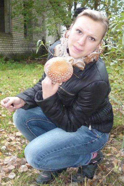 Кристина Жарина, 10 июля 1992, Болхов, id101355096