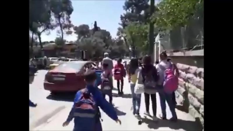 Syrie, Pierre Le Corf : Alep c'est aussi ça, des rues pleines de vie, pleines d'enfants