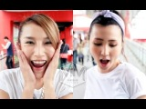 Pharrell Williams - Happy (Cover by Amber Yo &amp Yoanna Sun)