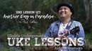 Uke Lesson 127 Another Day in Paradise Phil Collins