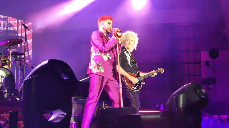 20170627 QueenAdam Lambert - Don't Stop Me Now/Bicycle/Car @ Hollywood Bowl(Day 2)