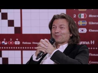 Дмитрий Маликов сострижет волосы в случае победы сборной России на ЧМ