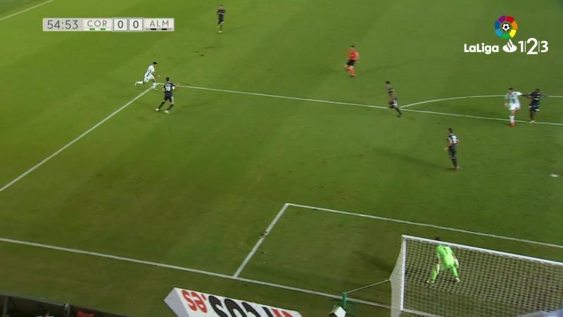 J8 Liga123- Córdoba - Almería 1-0 Highlights _Full-HD