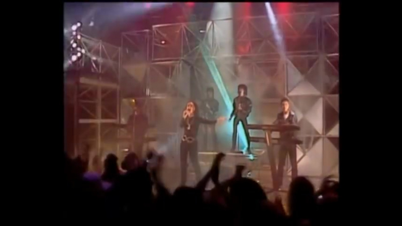 PRAGA KHAN FEATURING JADE 4 U - INJECTED WITH A POISON [LIVE IN > TOP OF THE POPS] \ 1992