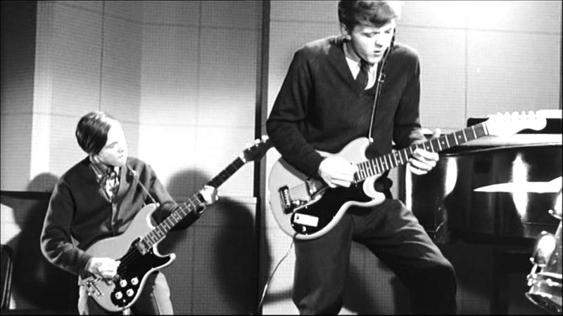 Heinz Burt ~ Live It Up 1963 movie
