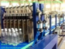 Shrink wrapping packing machine Linear model