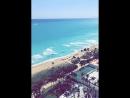 Surfside. Вид с балкона моего номера