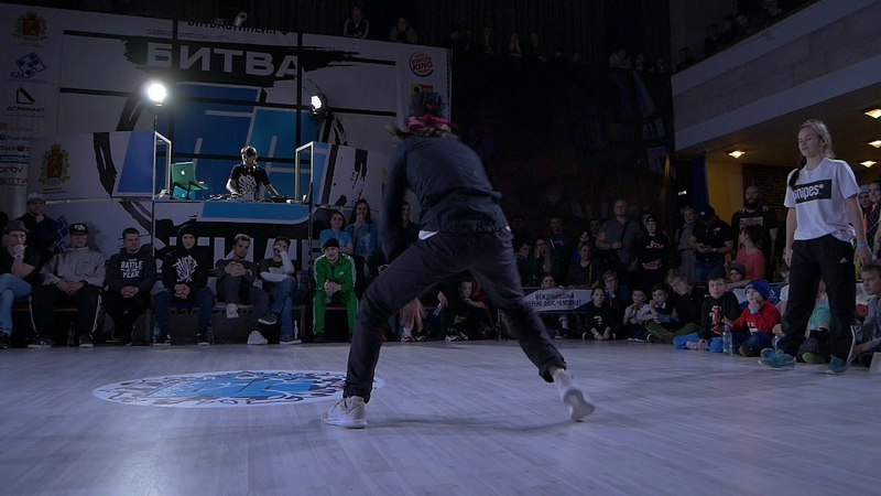 Lee vs Yurka | BGIRLS 14-16 breaking | FINAL | BATTLE OF STYLE | VLADIMIR | 07.04.18