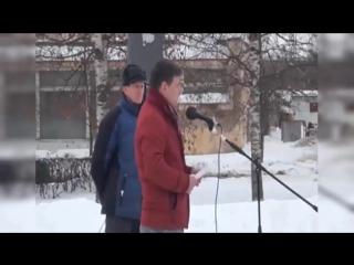 Если не Путин то кто Народ закипает. Мужик о лысом карлике [15_02_2017]