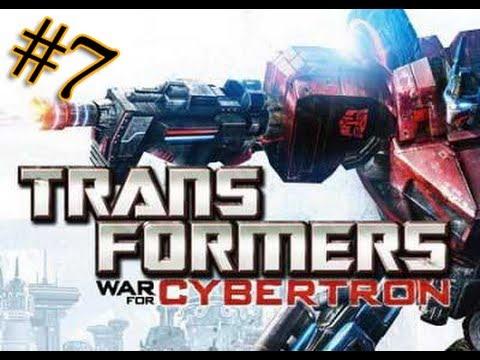 Let's play Трансформеры Битва за Кибертрон 7 серия
