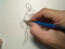 Riven Phoenix The Sketch Book 06 How To Draw People 1