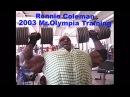 Ronnie Coleman 2003 Mr. Olympia Training Part 1