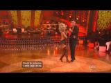 Julianne Hough and Chuck Wicks - Dancing with the Stars Dance - Rumba