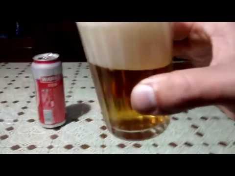 Вот такое пиво привезли мне из Киева и Польшы Мини видео Часть3