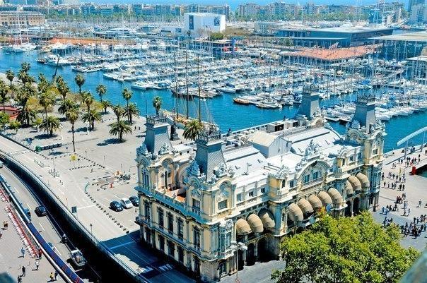 Порт велл барселона испания