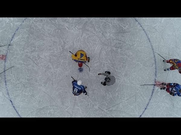 Открытие XIII хоккейного сезона. ДИА-ТВ