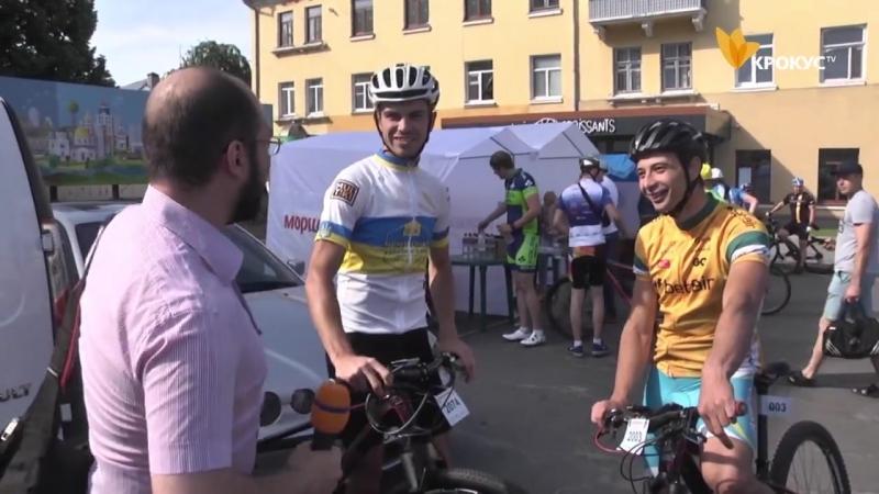 Вперше в Білій Церкві ВелоСОТКА. Наші кореспонденти побували в гущі спортивного свята