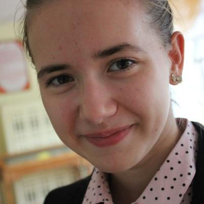 Маша Чернова, 28 июля 1999, Омск, id91009808