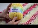 Ponto de Crochê Trança por Sandra Brum