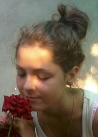 Анастасия Береговая, 9 апреля , Одесса, id157939341