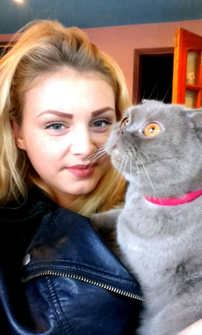 Александра Гонтаренко, 23 апреля 1999, Одесса, id138321753