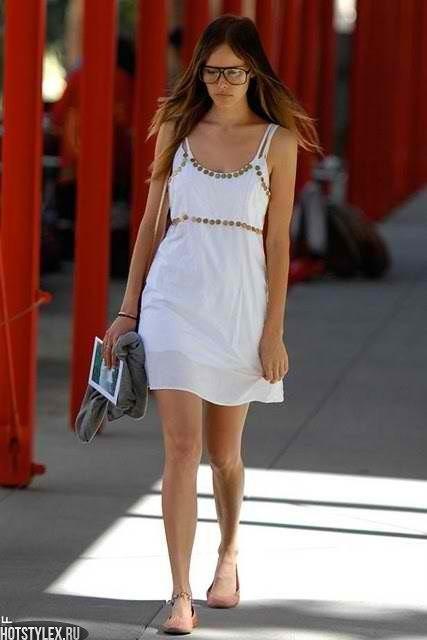 Модная летняя одежда фото