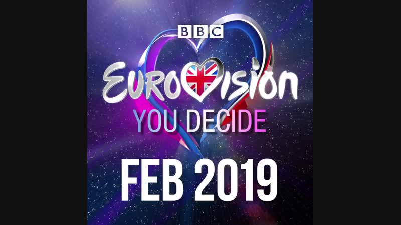 Eurovision You Decide Live from Salford February 2019