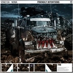 Noisia альбом Friendly Intentions / Displaced