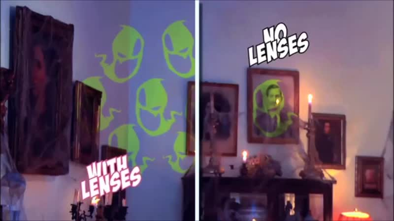 Johnny the Skull 3053 2 Тир проекционный 3D Джонни Черепок с 2 мя бластерами