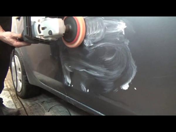 Самый дешёвый, косметический ремонт автомобиля.