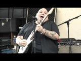 Popa Chubby - The Peoples Blues & Hendrix' Hey Joe @ Blues Brews Barbecue' (stationary cam)