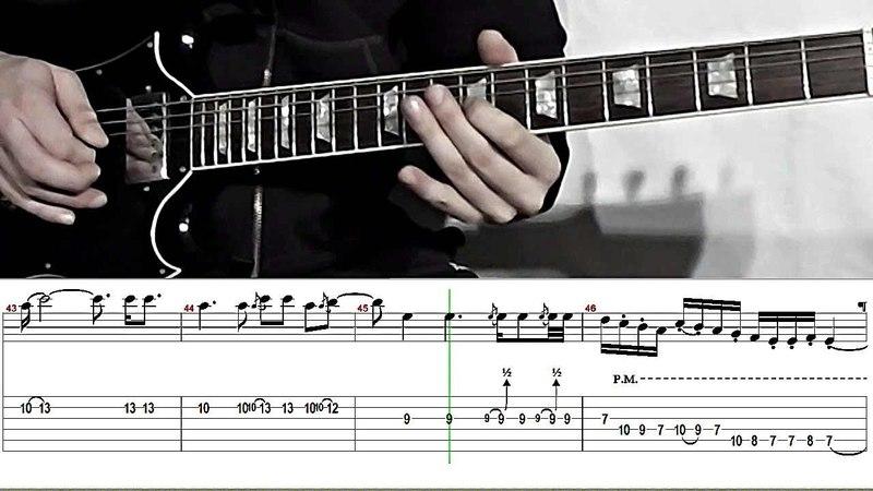 Instrumental ballad guitar with tabs - Love Solo