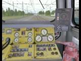 trainz - запуск 2ТЭ116