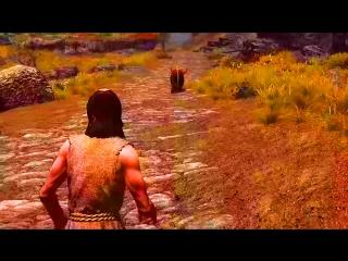 Гамаю в The Elder Scrolls V: Skyrim без убийств