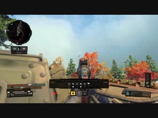 Til from my friend that you can two-shot a thresher down with an annihilator. black ops 4