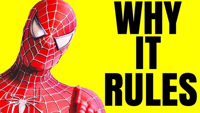 Sam Raimi's Spider Man Trilogy Better Than You Remember Cosmonaut Variety Hour Response