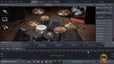 Superior Drummer 3 - Post-Rock EZX (preset Basic Tama)