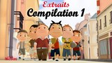 LE PETIT NICOLAS - Compilation 1