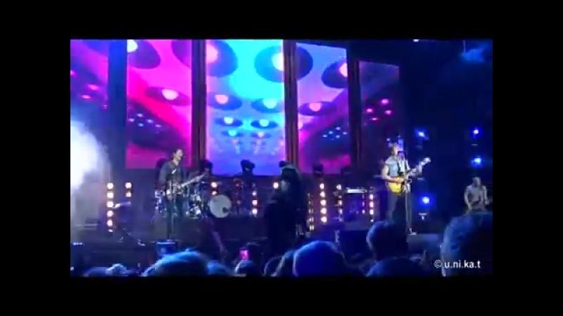 Sunrise Avenue - I don't dance (snippet) (Würth Open Air 24/06/18)