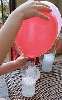 Повітряна кулька, чим ще наповнити окрім гелію, щоб літала