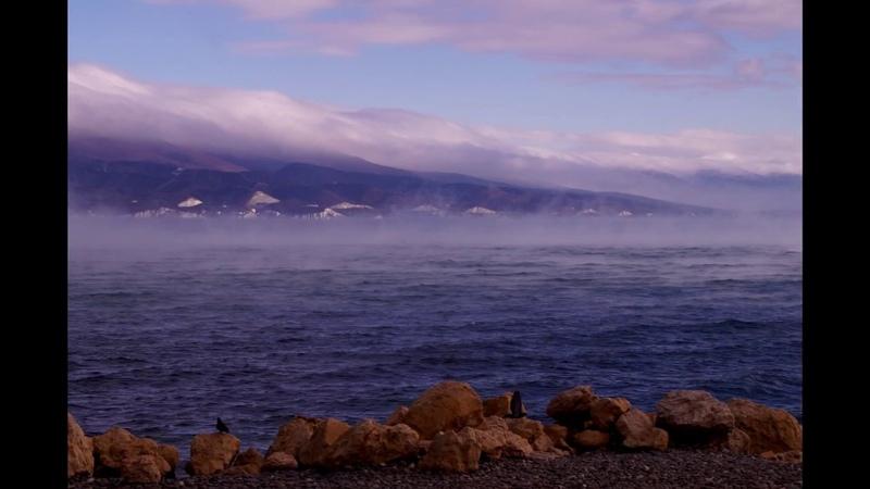 Новороссийск, море закипело