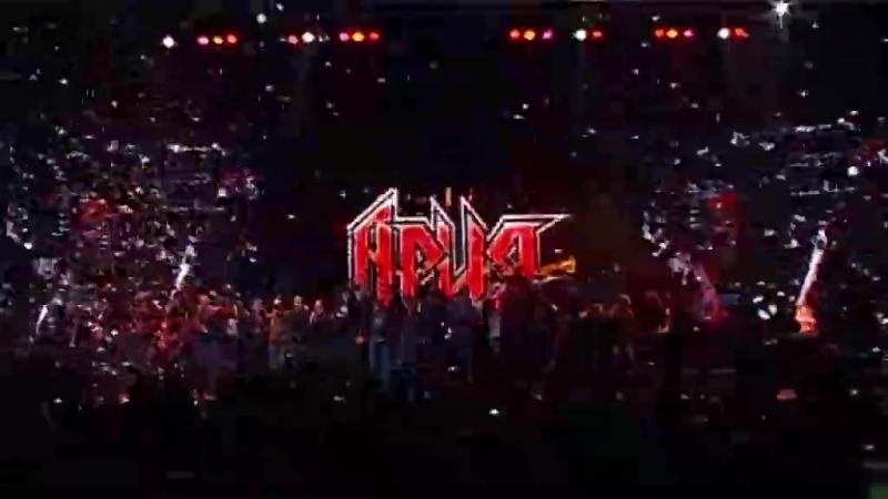 Ария: Кипелов и Беркут - Дай жару [АРИЯ FEST - ЕКБ 11.12.2010]