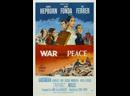War and Peace 1956 Audrey Hepburn Henry Fonda Mel Ferrer