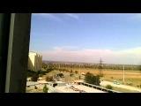 22 09 2014 Мариуполь артобстрел 21 сентября 14 мкр Восточный РСЗО Град