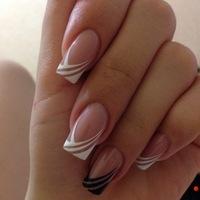 рисунки для наращивания ногтей фото
