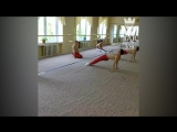 STRONG and Flexible Kids - Russian Gymnasts