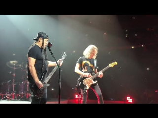 Metallica - Jožin z bažin live in Prague 2018